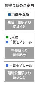 アトム法律事務所千葉支部最寄り駅
